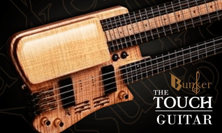 Bunker Touch Guitar