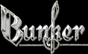 Bunker Guitars Chrome Logo