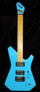 Bunker Guitars Custom Shop: Hammer