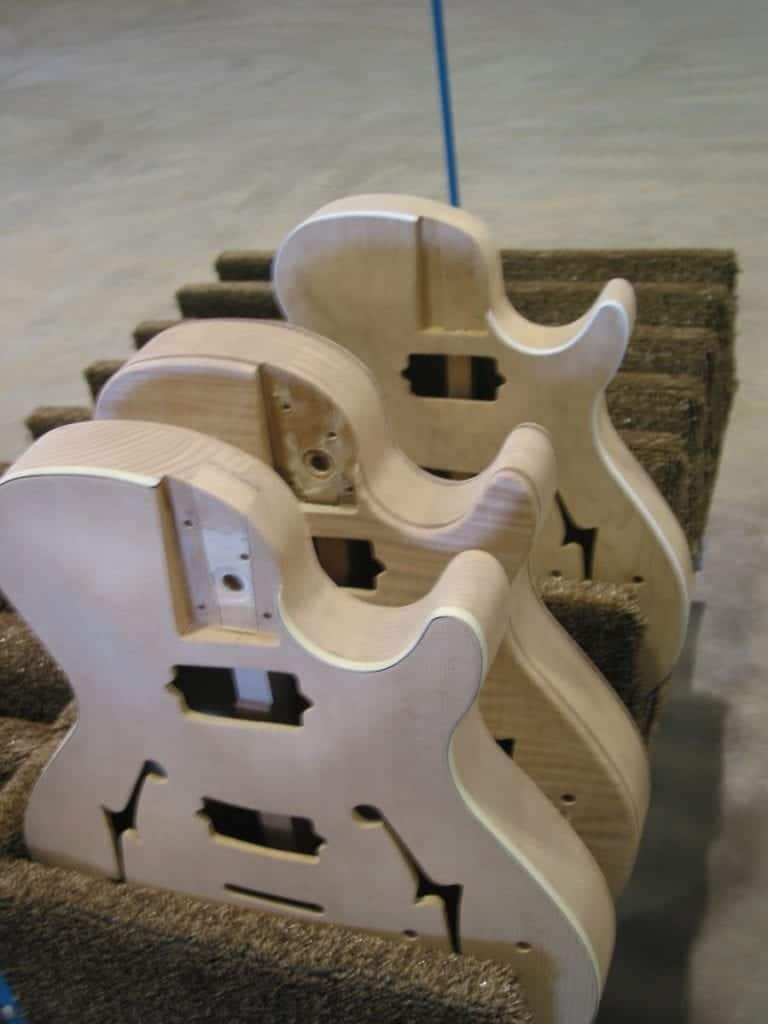 Stump to Stage: Manufacturing at Bunker Guitars