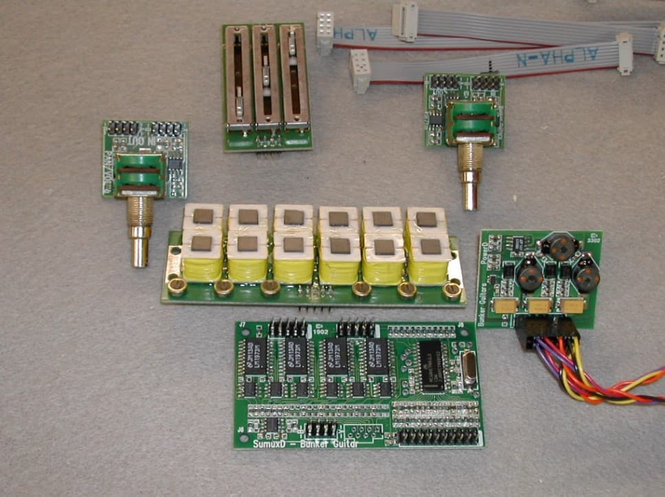 Digitar Board